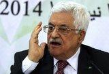 Palestiniečiai bus pasirengę siekti taikos su viena sąlyga