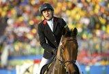 Paguoda žirgo išduotai Laurai Asadauskaitei – olimpinis rekordas paskutinėje rungtyje