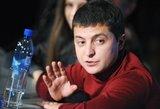 Ukrainos prezidento rinkimuose – trijų favoritų mūšis
