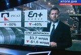 JAV sankcijos talžo Rusijos oligarchus – praradimai kosminiai