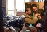 Motinos pasmerkta mirti: šiukšlių kalne aptiko nekalbančią ir sužalotą 5-metę