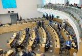 Seimas pritarė siūlymui sudaryti komisiją, tirsiančią įtaką politikams
