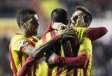 """400-ąsias rungtynes """"Barcelona"""" komandoje žaidęs L. Messi pažymėjo trimis rezultatyviais perdavimais"""