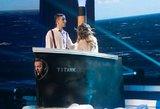 """Scenoje dainuojantį """"Titaniką"""" Andriui Žiurauskui kūrė trylikametis sūnus"""