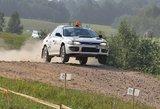 """""""Rally taxi"""" – išskirtinė pramoga ralio entuziastams"""