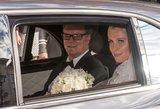Prabangu: Kensingtono rūmuose Nicky Hilton ištekėjo už Rothschildų palikuonio
