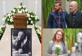 Lietuva atsisveikina su legendiniu aktoriumi: plūsta šeima ir draugai