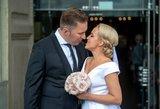 Atlanta prakalbo apie vestuves: tai buvo būtinas akcentas