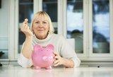Gyvenimo ciklo fondai: mažesnė rizika kaupiantiems papildomai pensijai (I dalis)