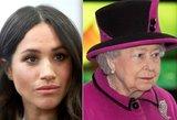 Gerbėjai negali patikėti: karalienei Elžbietai – nemalonus smūgis
