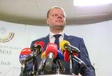 Premjeras ramina: pataisos dėl KGB agentų viešinimo kis
