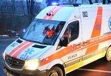 Tarnybos sukeltos ant kojų: iš ligoninės dingo neblaivi ir sumušta nepilnametė