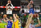 Eurobasket 2017. B grupės apžvalga: ar Lietuva įveiks šį etapą be pralaimėjimų?
