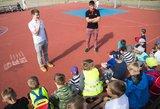Rytis Vyšniauskas SKM stovykloje: kaip hobį paversti mylimu darbu?