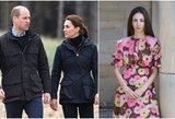 Tariama Williamo meilužė gavo nurodymus: karališkoji šeima situacijos komentuoti neleidžia