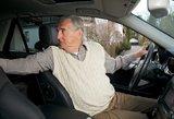 Garbaus amžiaus vairuotojas prie vairo: ar tikrai laukt bėdos?