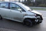 Per savaitę eismo įvykiuose nukentėjo 27 keleiviai, 25 vairuotojai, 15 pėsčiųjų ir 4 dviračių vairuotojai