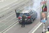Išpuolį vokietis 35 minutes tiesiogiai transliavo internete