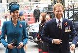 Internautai sužavėti: Middleton pasinaudojo slaptu Harry triuku iš vėjavaikiškų dienų