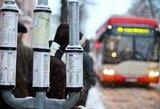 Seime kritikos strėlės Vilniaus viešojo transporto politikai