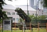 Po Šiaurės Korėjos grasinimų pajudėjo Japonijos ginkluotė