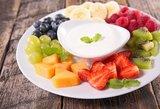 Valgykite šiuos vaisius ir svoris kris savaime