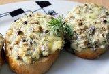 Tobulo skonio karšti sumuštiniai: sūrio niekada nebus per daug