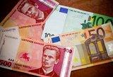 Socialinių darbuotojų algas galima didinti, mažinant valstybės investicijų programą
