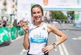 Olimpinės dienos bėgimuose – saldus revanšas