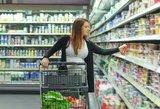 Suskaičiavo, kiek pirkdamas pigesnį tos pačios kokybės maistą gali sutaupyti