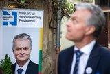Šimonytei įtarimų kelia Nausėdos išlaidos rinkimų kampanijai