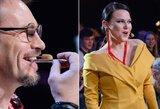 """Diskusijos apie Jazzu tatuiruotę išprovokuotas M. Mikutavičius: """"Justė leidžia man naudotis jos kūnu"""""""