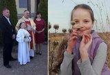 Nelaimė 12-metę ištiko per jos gimtadienį: smegenys suplaktos kaip kiaušinis