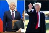Netikėta žinia: Trumpas nori sutikti Putiną