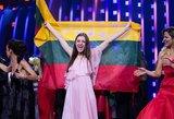 """Paaiškino Ievos sėkmės fenomeną """"Eurovizijoje"""": dėl to turėtų laimėti"""