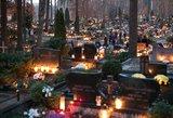 Ekspertė apie Vėlines: atskleidė didžiausias klaidas kapuose