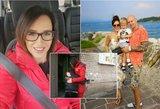 """""""TV pagalbos"""" gelbėtoja Deimantė – atvirame interviu: pasidalijo jautriausia istorija"""