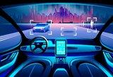 Ateities automobiliai šiandien: sistemos, kurios gelbės ir lietuvių gyvybes