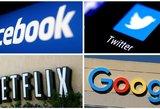 Žurnalistai ragina ES atsilaikyti prieš technologijų milžinių lobizmą