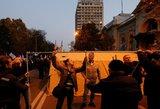 Kruvinas prostestas prie parlamento Kijeve