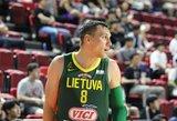 Pasaulio čempionatas: Lietuvos pergalės prieš Kanadą kaina – kitas etapas