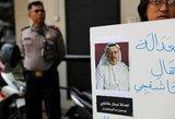 Saudo Arabijos žurnalisto drama: turkų policija šukuoja Stambulo mišką