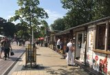 J. Basanavičiaus gatvę Palangoje ketinama atiduoti tik pėstiesiems