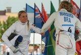 Laura Asadauskaitė negins pasaulio taurės laimėtojos titulo