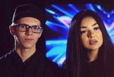 """""""X faktoriuje"""" – netikėta avantiūra: Gvidas ir Gabrielė pasirodys kaip grupė"""