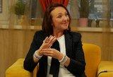 Aktorė Asta Baukutė: subrendus prabunda noras įsimylėti