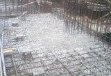 Astravo elektrinės aikštelėje žuvo žmogus?