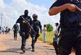 Įkaitų drama Brazilijoje: ginkluotas vyras autobuse įkalino keleivius