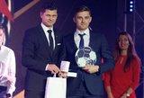 Čempionų lygos aštuntfinalio burtus įvertino geriausias Lietuvos futbolininkas
