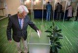 Lietuvoje vyksta Seimo rinkimų antrasis turas